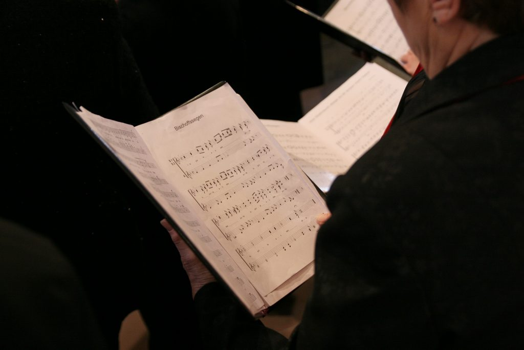 A Collection of Selected Lutheran Hymnals