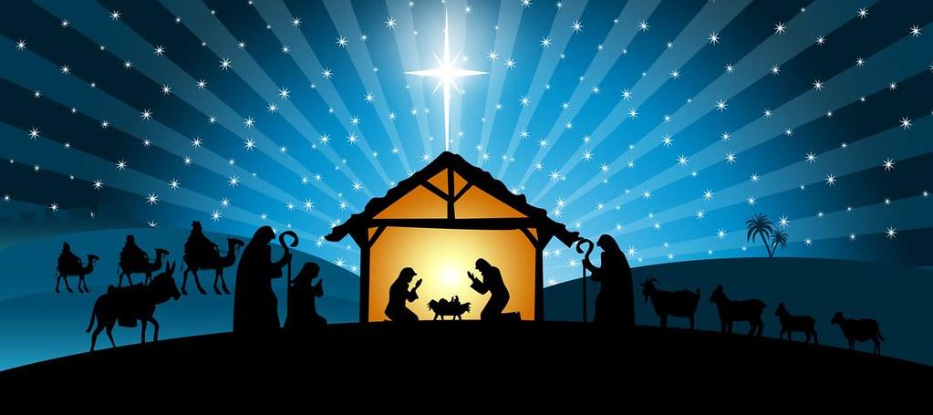 The Celebration Background Of The Christmas Season