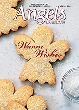 Angels on Earth from Guideposts Llc