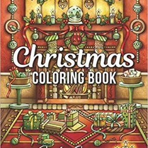 Christmas Coloring Book An Adult Coloring Book with Fun, Easy, and Relaxing Designs