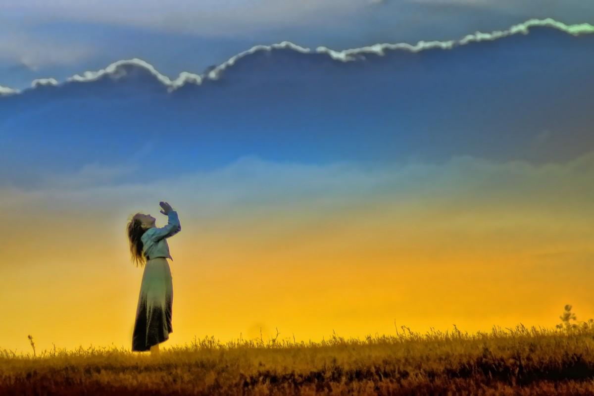 Prayint to God for strength