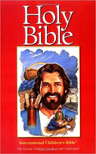 Red ICB, Childrens Bible