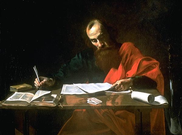 Paul, Praying