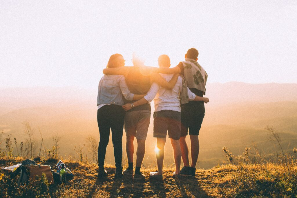 The Best 25 Bible Verses About Friendship