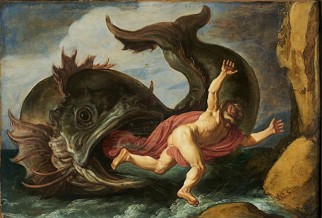 Jonah, Big Fish