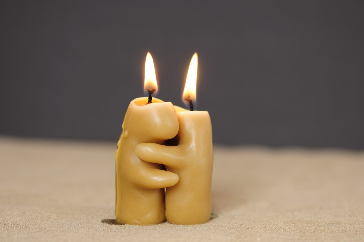Candles in Christ