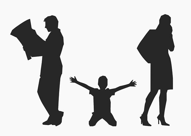 Prayers for children when parents will get a divorce