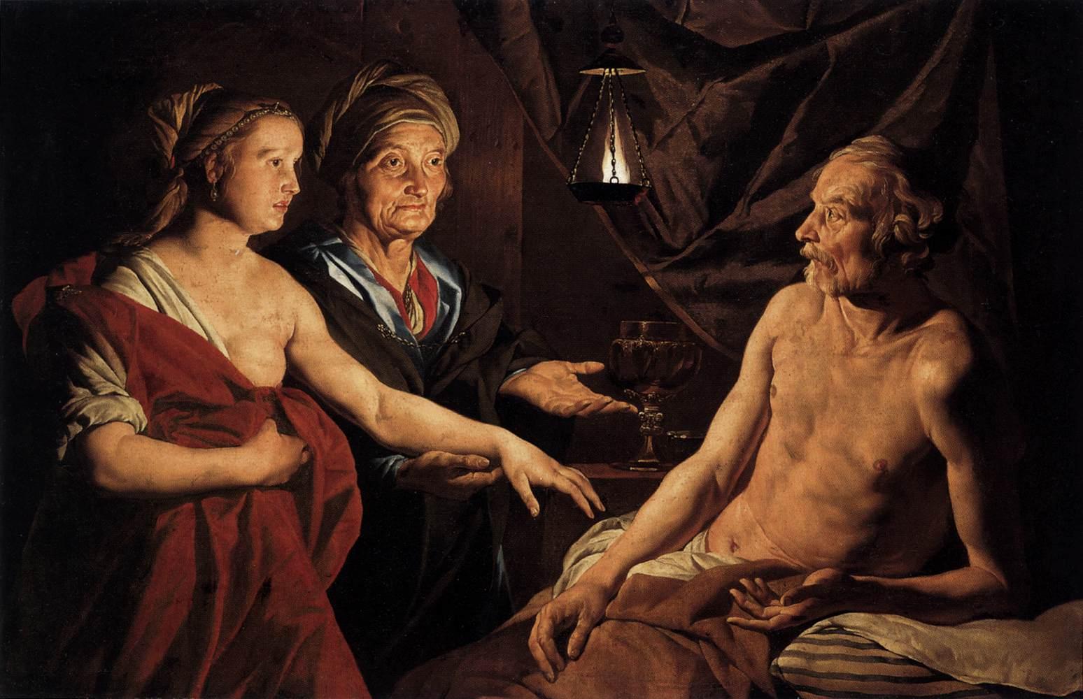 Sarah, abraham and hagar, prayer for fertility