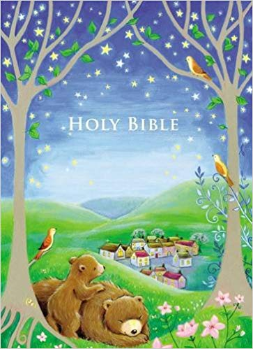 Sparkly Childrens Bible
