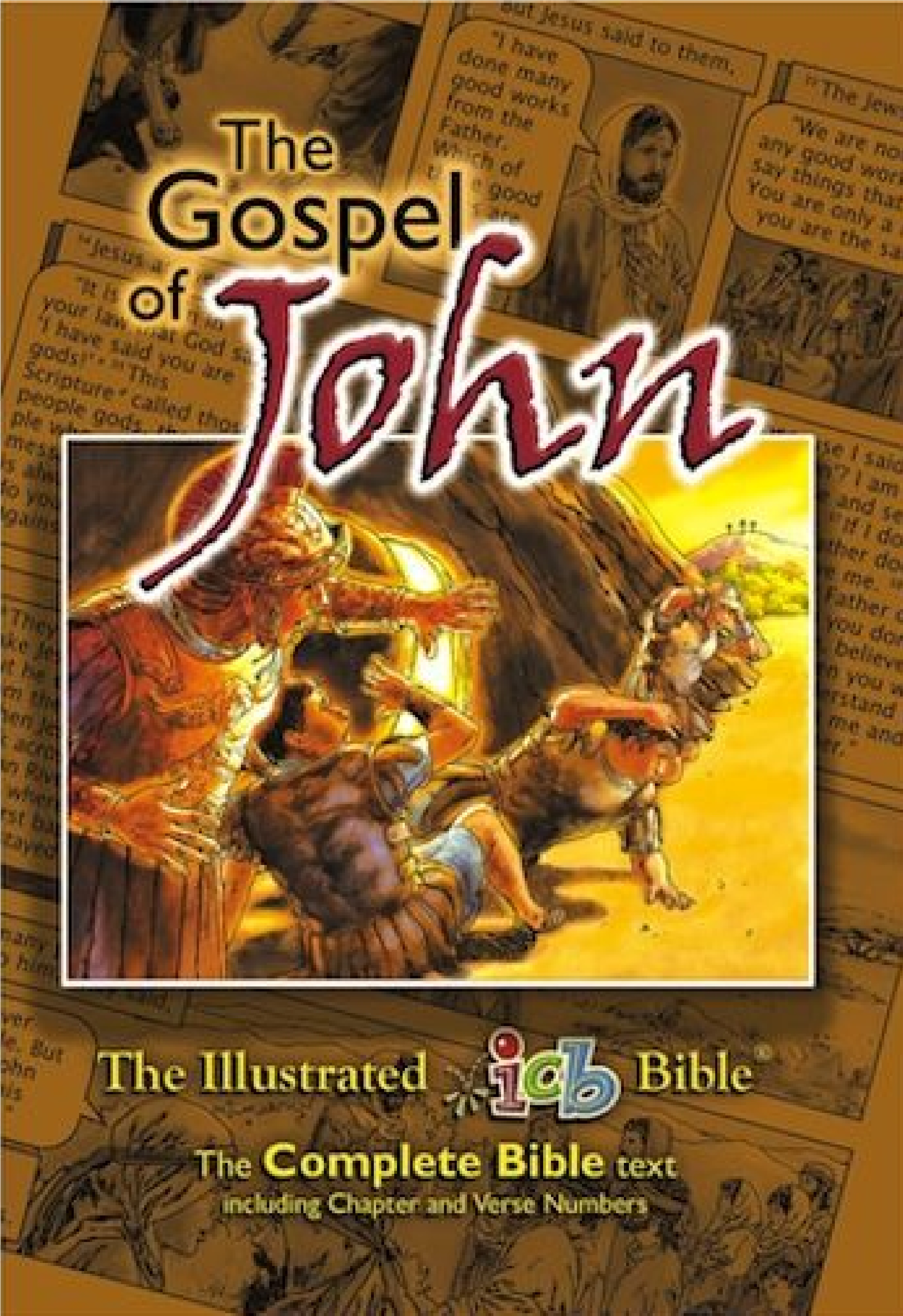 ICB Version of the Book Of John