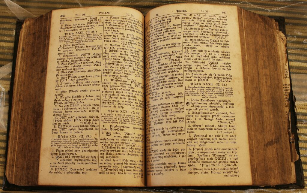 Bible, Old Testament, Prayers in the Bible
