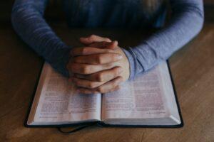 Bible, Praying, Prayers in the Bible