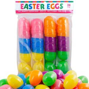 Plastic Easter Eggs, Easter