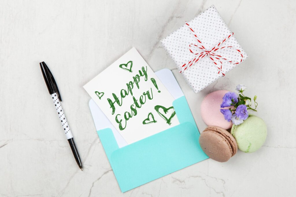 30+ Easter Card Messages You Can Use This Easter