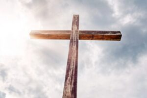 Good Friday quotes - wooden cross
