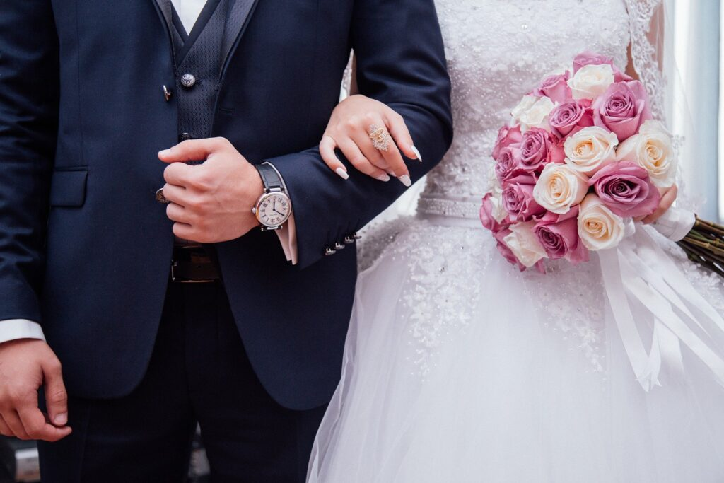 Wedding, Marriage, Man, Woman