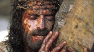 Good Friday quotes - Jesus carrying the cross