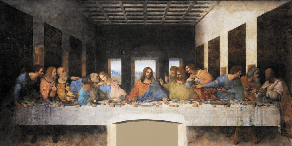 Jesus, Last Supper, Disciples, Lord's Supper