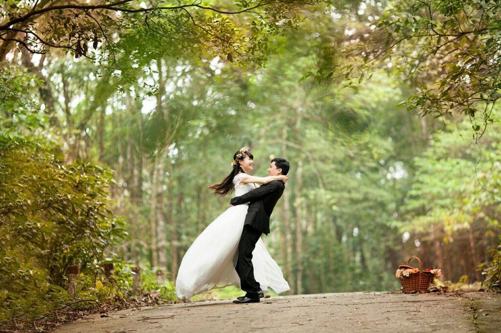 Happy Marriage, Couple, Husband, Wife, Happy