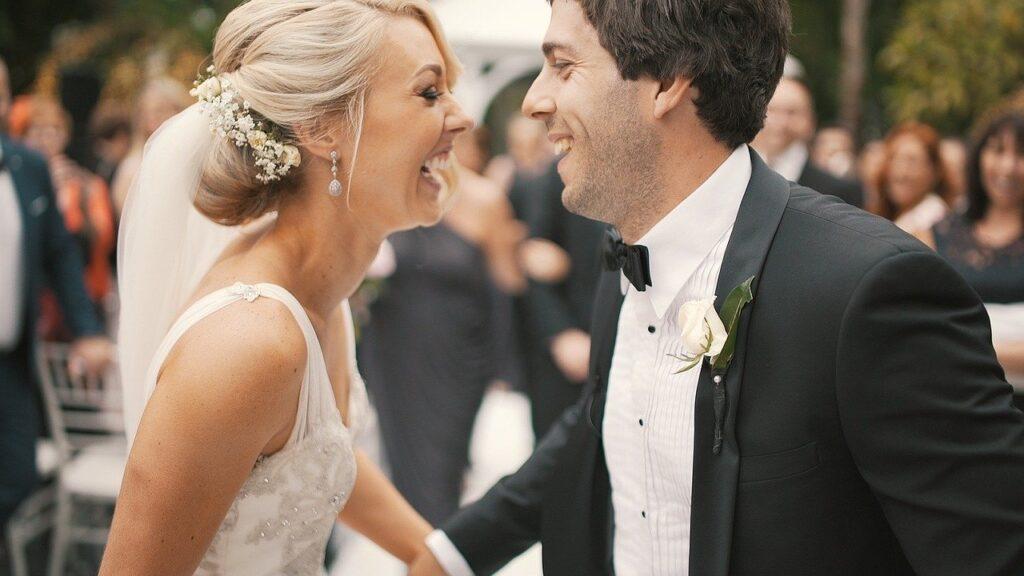 Marriage, Husband, Wife, Couple, Happy