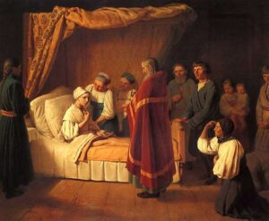 Anointing of the Sick, Prayer for Healing