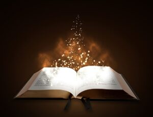 Holy Bible, Fire of the Holy Spirit, Bible verses about LIfe