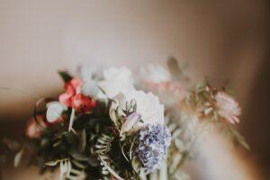 Bible verses for funerals - flowers