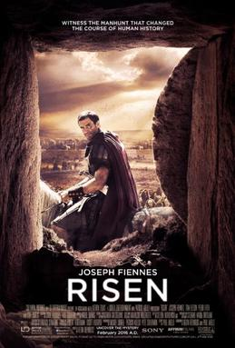 Risen Movie poster, Bible Movies