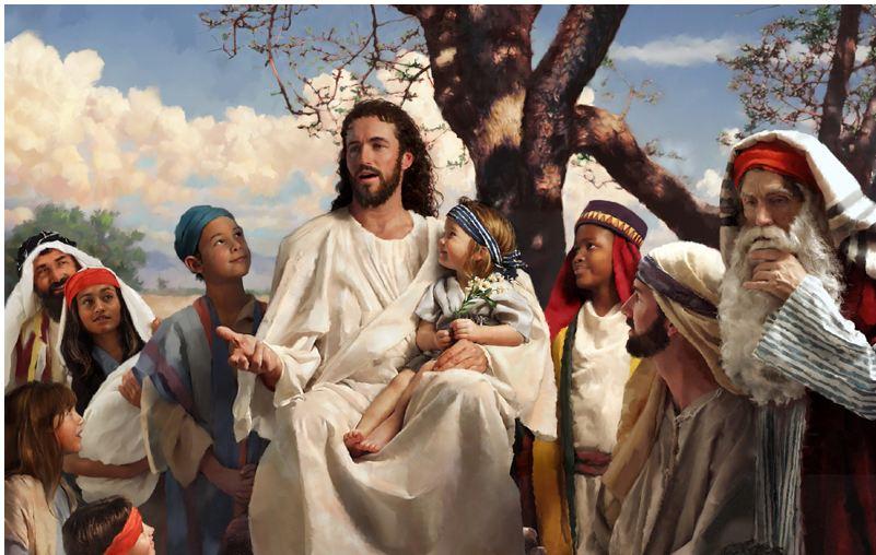 Jesus, Preaching, Ministry, New Testament