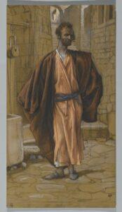 Judas Iscariot, 12 Disciples
