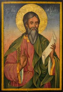 Andrew, Disciple