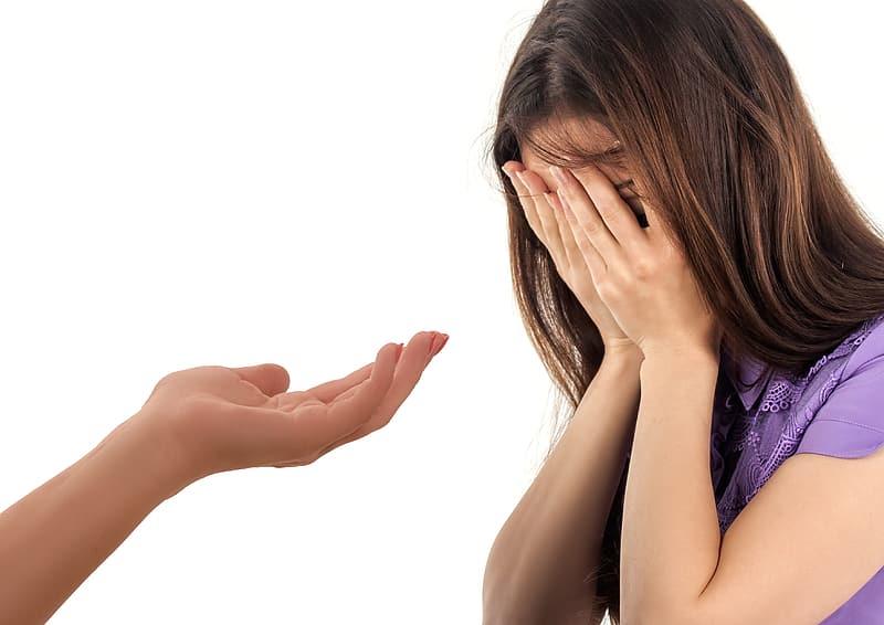 hopeless woman, unanswered prayer