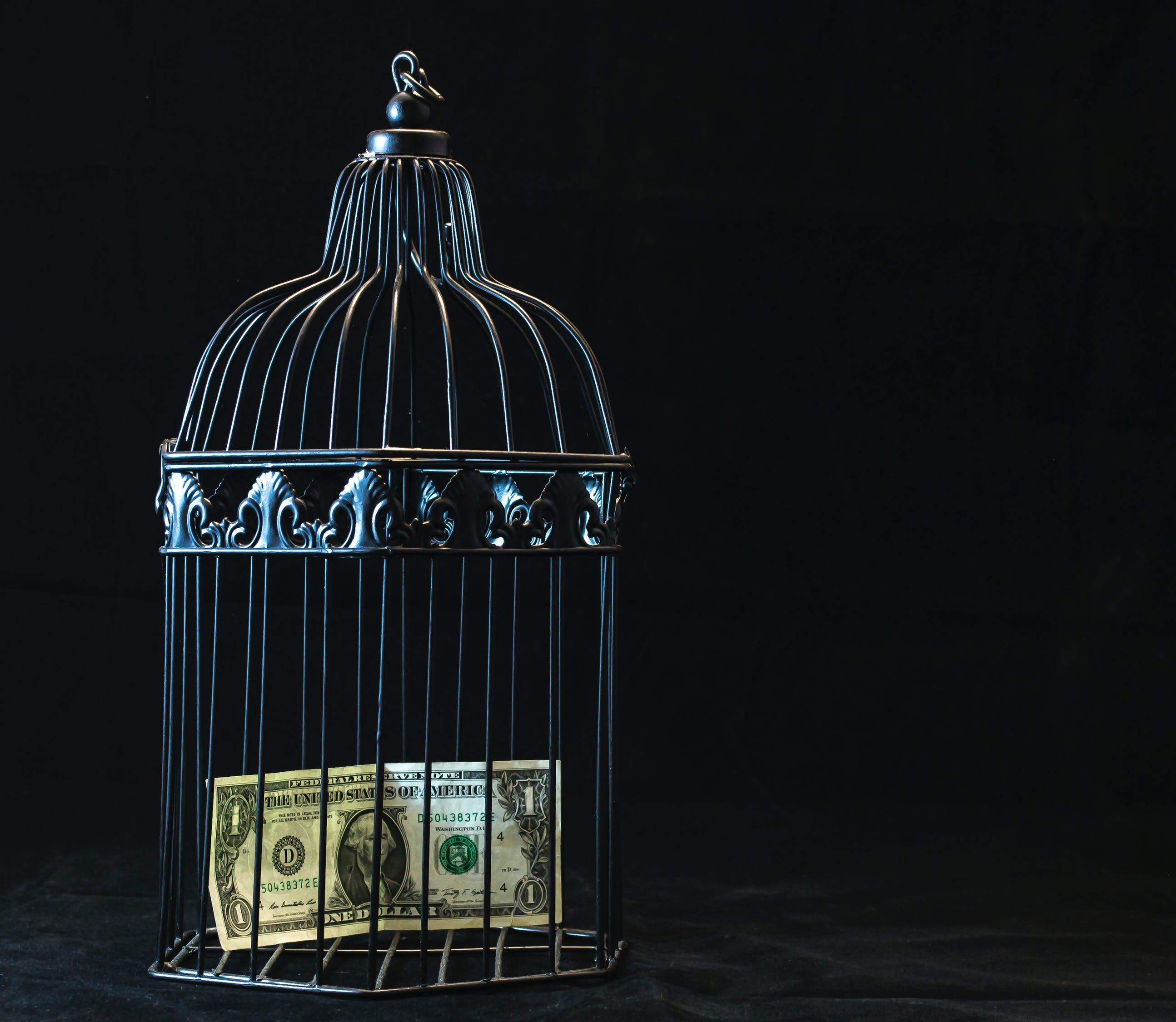 Caged Money