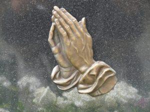 Praying hand, Bible verses about prayers
