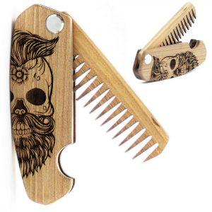 Beard and Hair Comb, Gift