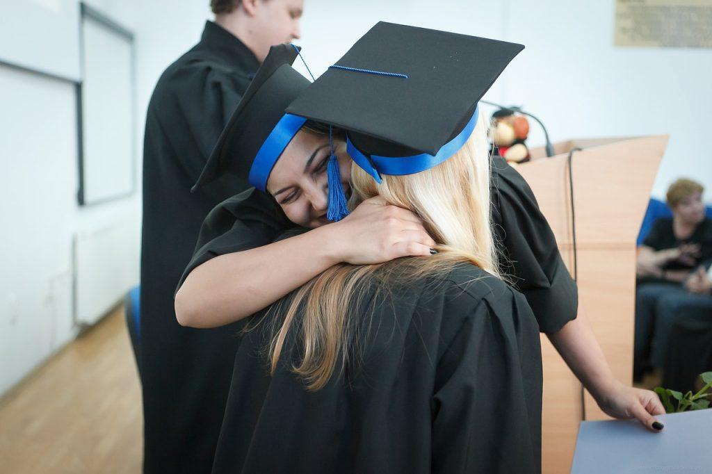 Graduation. Graduates