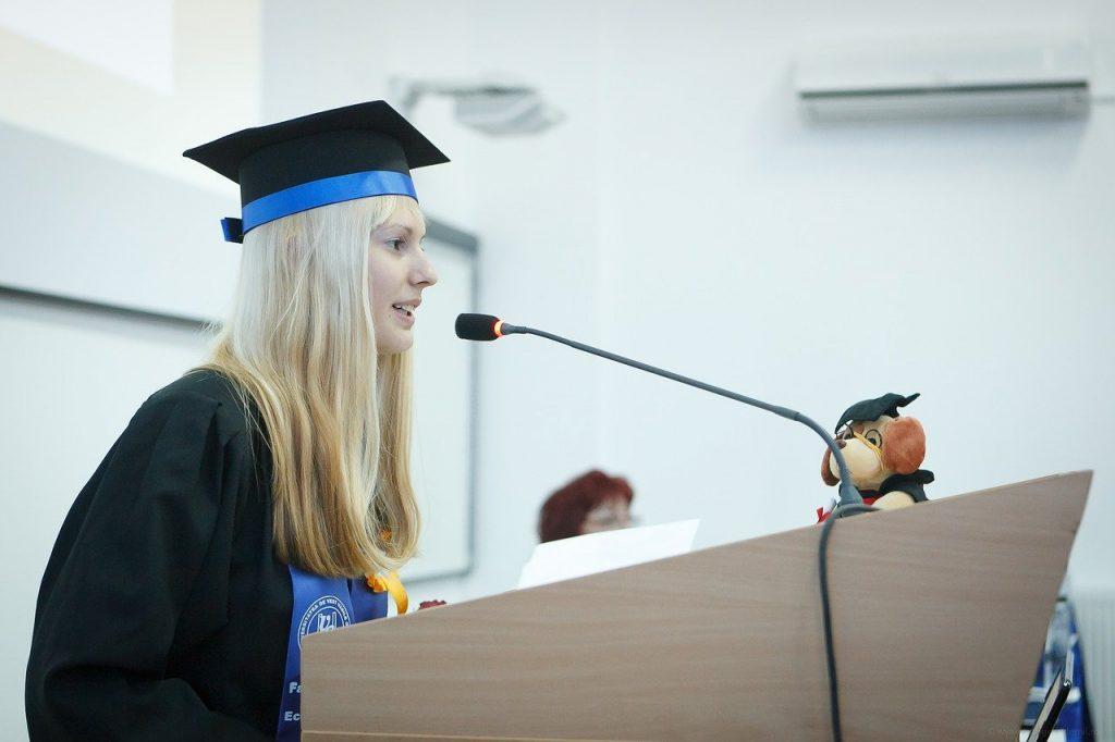 Bible Verses for Graduation Speaking