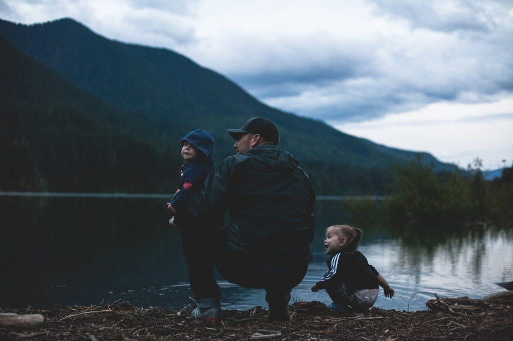 Top 25 Bible Verses About Fathers