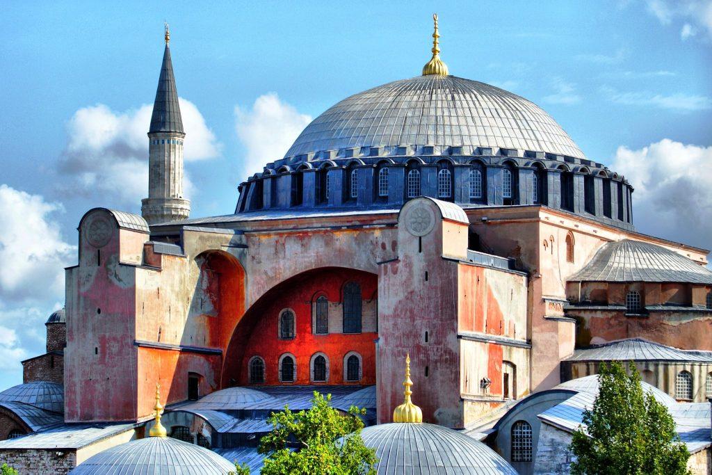 Hagia Sophia, Architecture