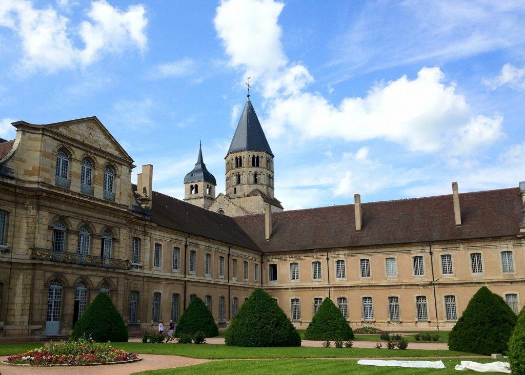 Cluny Church II, Romanesque Architecture