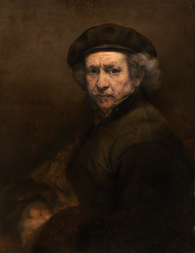 Rembrandt, Christian Art