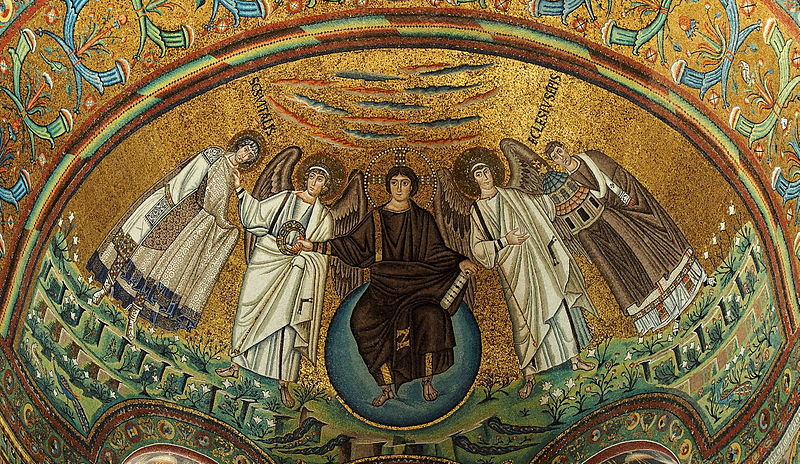 Mosaic, Christian Art