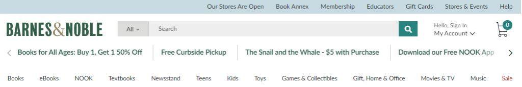 Books, Online Selling, Website