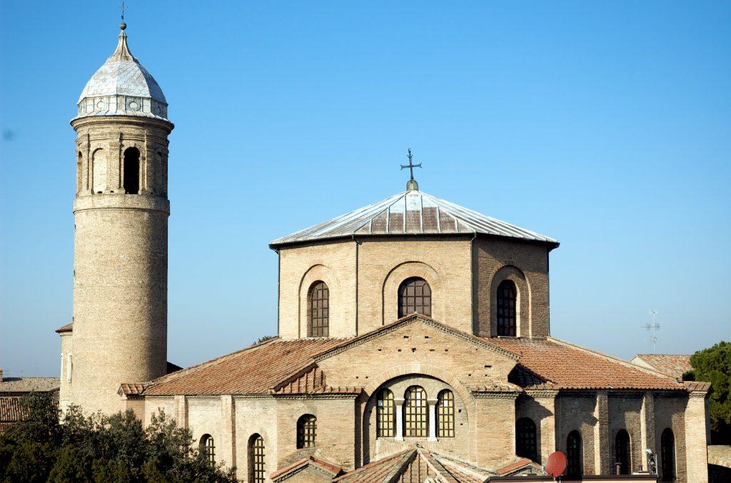 Architecture, Basilica of San Vitale, Christian Art