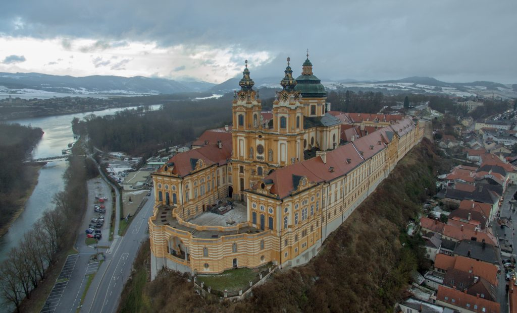 Melk Abbey, Architecture, Christian Art