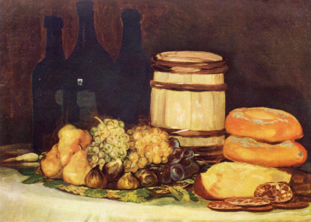 ontbijtjes, Vannitas, Christian Art, Still-life Painting