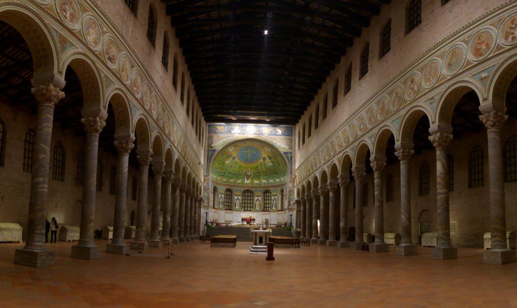 Basilica of Sant' Apollinare in Classe, Christian Art, Architecture