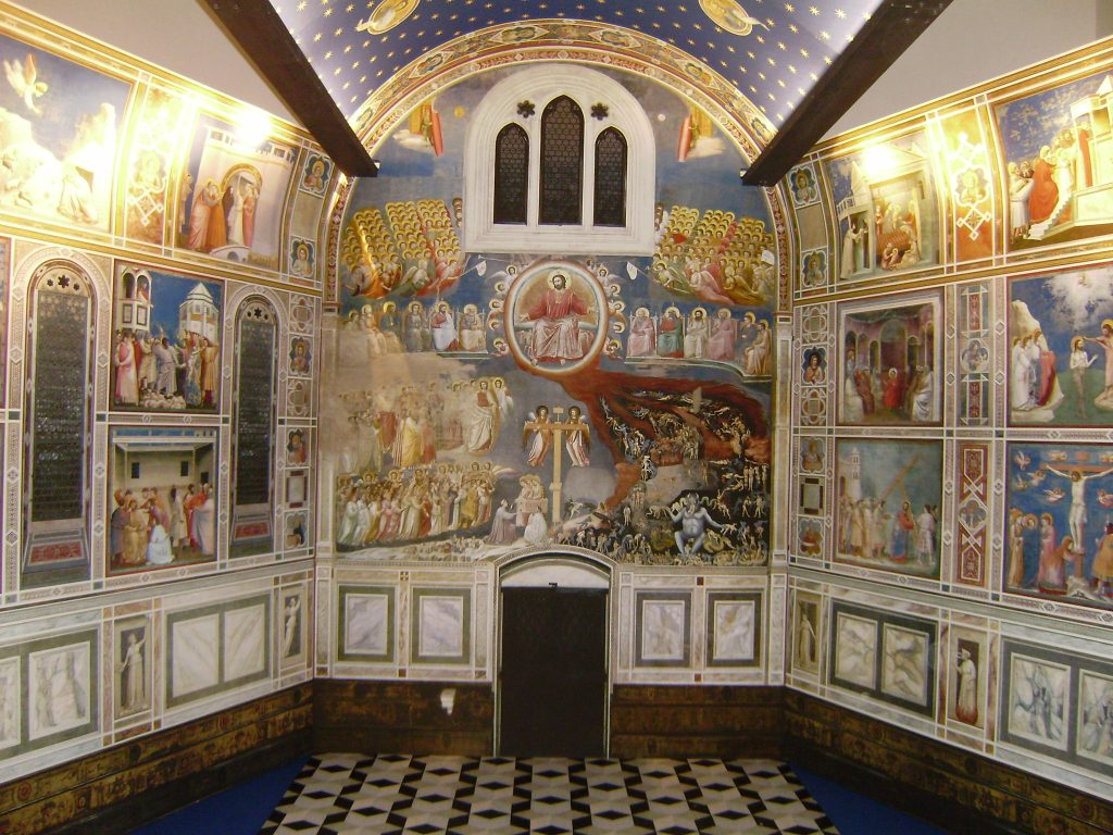 Scrovegni (Arena) Chapel, Christian Art, Renaissance