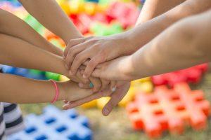 Hands, Children, Children's Ministry