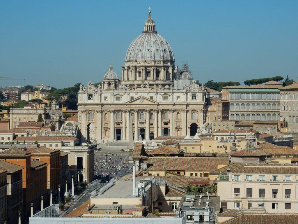 Christian Art, Architecture, St. Peter's Basilica